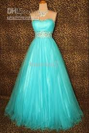 turquoise wedding dresses discount wholesale 2013nwt turquoise prom formal evening pageant