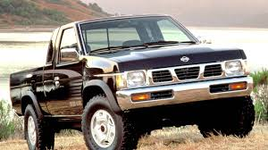 old nissan truck models nissan truck se v6 4x4 king cab d21 u00271993 u201395 youtube