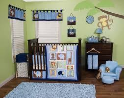 Jungle Nursery Bedding Sets Jungle 123 3pc Crib Bedding Set Baby Care Solutions