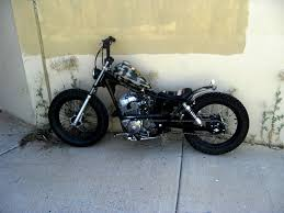 honda rebel 250 bobber so awesome it looks all stealthy in the