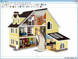 3d Exterior Home Design Online by Online Home Designing Phenomenal Architectures Design Software