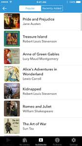 Free Audio Books For The Blind Audiobooks On The App Store