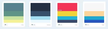 1950s color scheme color schemes for powerpoint how to choose a good color scheme for