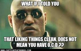 ocd call center memes