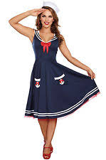 Size Pin Halloween Costumes Dreamgirl Sailor Costumes Women Ebay
