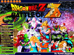 mugenmundo dbz games mugen download