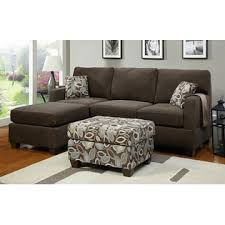 Sofa With Reversible Chaise Lounge by Small Sectional Sofa With Chaise Lounge No Place Like Home