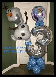 40th birthday balloons delivered frozen 3rd birthday balloon delivery frozenballoons balloon