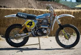 vintage yamaha motocross bikes vintage motocross collection in colorado bike urious