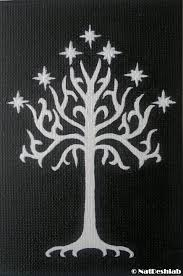 the white tree of gondor by natdeshlab on deviantart
