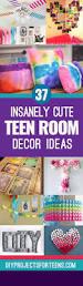Diy Teen Bedroom Ideas - stunning diy teenage bedroom ideas 37 insanely cute teen bedroom
