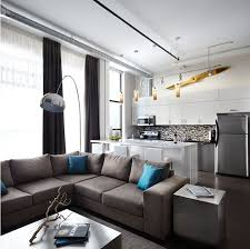 Interior Design Jobs Calgary by Masculine Open Concept And Contemporary Living Room With Overhang