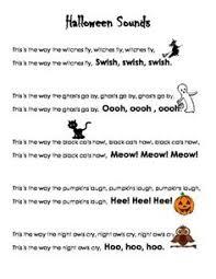 teach students enjoy writing halloween
