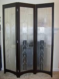 Quatrefoil Room Divider Stained Glass Room Divider 3 Panel Screen Metropolis Java Model