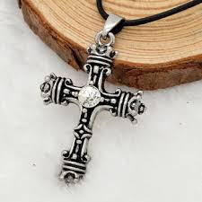 wholesale cross necklace pendants images Cheap cowboy cross necklaces find cowboy cross necklaces deals on jpg