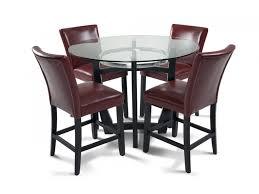 Bobs Furniture Kitchen Table Set Matinee Pub 5 Set Dining Room Sets Dining Room Bob S