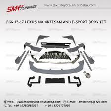 lexus nx300h wald for 2015 2016 lexus nx200t nx300h artisan body kit f sport body