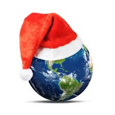 world christmas christmas around the world
