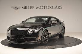 bentley continental gt3 r black 2015 bentley continental gt gt3 r stock 4368a for sale near