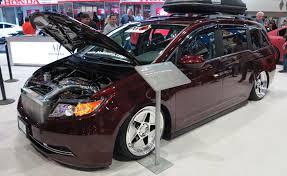 1000hp minivan instead if that hp number is actually accurate bisimoto honda odyssey power van packs 1 029 hp autoguide com news