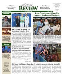 rancho santa fe review 9 17 15 by mainstreet media issuu