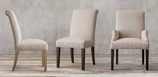 Hudson Dining Chair Hudson Roll Back Collection Rh