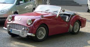triumph tr3 review and photos