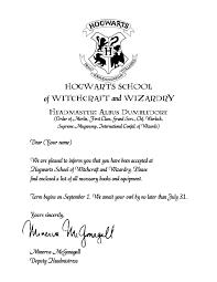 hogwarts acceptance letter printable u2013 demisiriusly