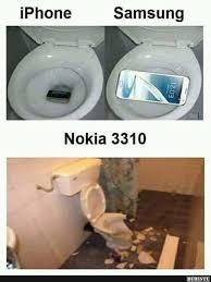 Nokia 3310 Memes - iphone samsung nokia 3310 lustige bilder spr禺che witze