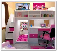 storage loft bed with desk loft bed with desk and storage sp creative design