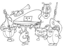 cello coloring page musical instruments colouring page education pinterest