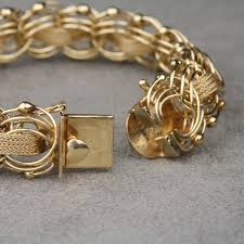 vintage bracelet ebay images Pandora gold bracelet on ebay myshoplah jpg