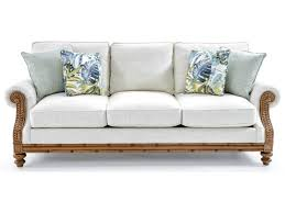 North Shore Sofa Table by Tommy Bahama Home Tommy Bahama Upholstery Quick Ship West Shore