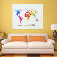 World Map Canvas Popular World Map Canvas Buy Cheap World Map Canvas Lots From