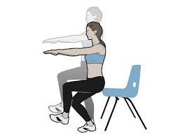Chair Squat How To Do Single Leg Squats Women U0027s Health