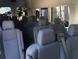 Ford Transit Interior Ford Transit Vans Chicago Pontarelli