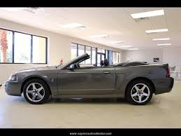 2003 Black Mustang Convertible 2003 Ford Mustang Svt Cobra