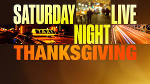 a saturday live thanksgiving special free