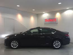 lexus es300h performance toyota lexus es300h luxury cvt pre owned cars select by ppsl