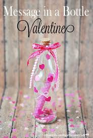 Diy Message In A Bottle Message In A Bottle Valentines Pictures Photos And Images For
