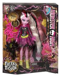 amazon monster freaky fusion bonita femur doll