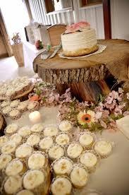 Wedding Cake Display Rustic Wedding Cake Display Could Make This A Cupcake Display