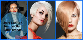 New Fall Hairstyles 2014 by 2014 Spring Summer Hair Color Trends