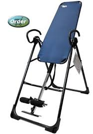 Lifegear Inversion Table Teeter Xl Inversion Table