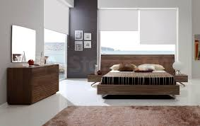 Contemporary Modern Bedroom Furniture - bedroom new contemporary walnut bedroom furniture design ideas