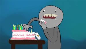 birthday eating gif find u0026 share on giphy
