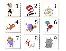 4 best images of dr seuss printables for kindergarten free