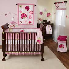 Pink Camo Crib Bedding Set by Tiddliwinks Ladybug Baby Girl Crib Bedding Set Sweetie Pie Baby