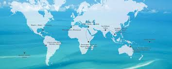 Easter Island Map Around The World 2018 Tcs World Travel