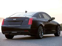 Cadillac Ats Coupe Interior 2016 Cadillac Ats And Cts Offer New Black Chrome Packages Kelley